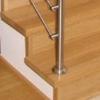 Zobacz realizacje schodów drewnianych w kolorystyce jasny brąz